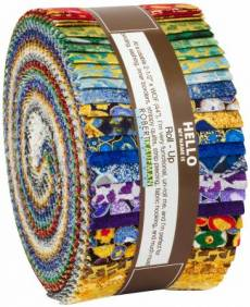 Gustav Klimt Jelly roll multi