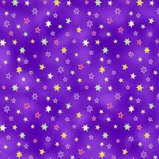 Celestial Magic Eggplant Stars