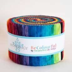 Be Colourful Jelly Roll Anthology