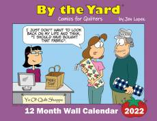 By the Yard Kalender 2022
