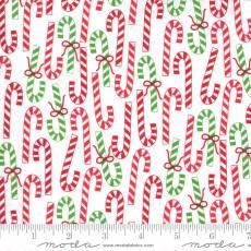 Merry and Bright evergreen white multi