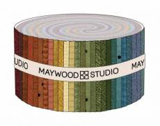 Jelly Roll Maywood Woolies Flannel multi