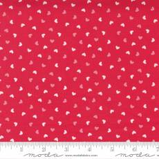 Holiday Love Sweatheart red