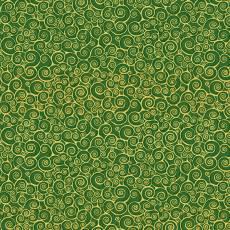 Rhapsody Scroll Green