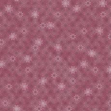 Christmas is near mauve star