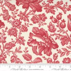Cranberries cream toile creme red