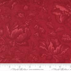 Cranberries cream toile red