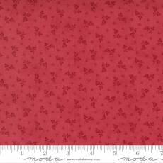 Cranberries cream leaf red
