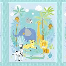 Sweet Safari Panel