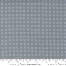 Flanell Yuletide gatherings checker grey