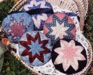 Anleitung - Folded Star Pincushion