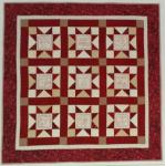 In Stitches Stars Quilt