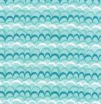 Coral Queen wave aqua