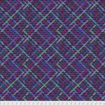 Kaffe Fassett Mad Plaid Purple