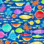 Alpha fish allover