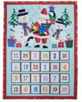 Christmas Jolly Santa Adventskalender