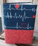 Buchhülle Herzklopfen