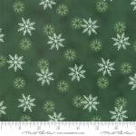 Holiday Lodge Snow Green