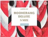 Boomerang Deluxe Schablone