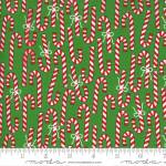 Merry and Bright evergreen green multi