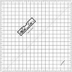 Bloc Loc Half Square triangle 9,5 inch