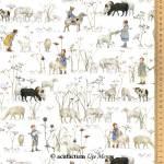 Acufactum  Winterkinder und Schafe